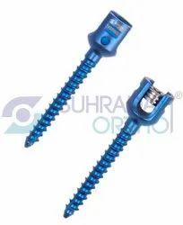 Pedicle Screw Mono Axial Single Lock