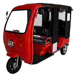 EDMRC Passenger E Rickshaw, Model Name/Number: Yuva, Seating Capacity: 5