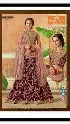 Red Ladies Ethnic wear