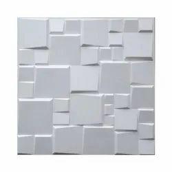 Insta Build Decorative 3D PVC Wall Panel, Packaging Type: Carton Box