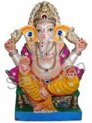 Clay Ganesha 24''A