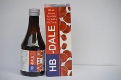 HB-Dale Ferrous Ascorbate Folic Acid And Zinc Syrup