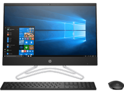 HP All-in-One - 22-c0015in Desktop Computer