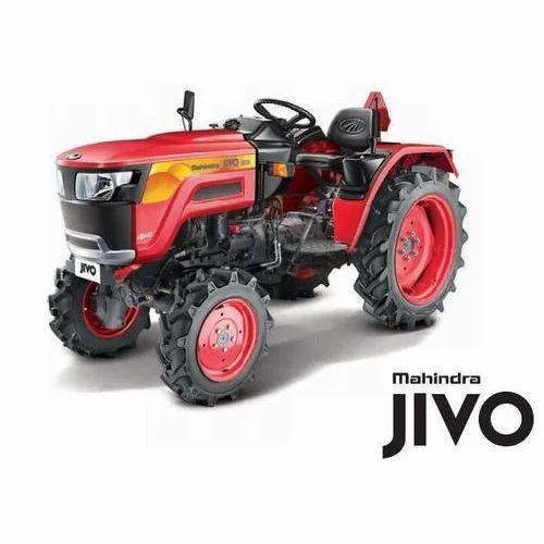 MAHINDRA JIVO 245 DI 4WD, Sliding Mesh, Sriram Agritech | ID: 18727942355