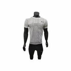 Hosiery White Men Designer T Shirt