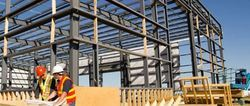 Commercial Buildings Construction, India