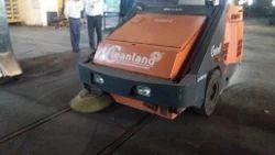 Heavy Dust Industrial Sweeping Machine