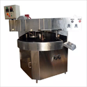 SEMI AUTOMATIC CHAPATI MACHINE, Round
