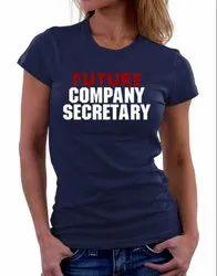 women corporate tshirt