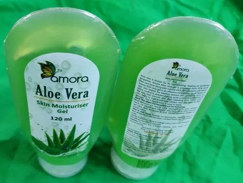 Amora Aloe Vera Skin Moisturizer, Packaging Size: Small