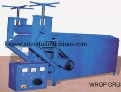 Wrap Crushing Machine