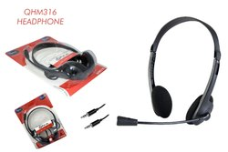 Quantum Stereo Headset With Microphone QHM888