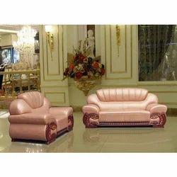 Upholstered Luxury Sofa Set