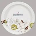 Silver Printed Poly Coated Paper Plate Raw Material