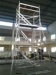 Aluminium Staircase Tower