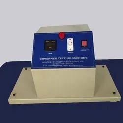Governer Testing Machine
