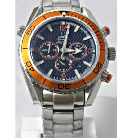 b4f4e6cceea Stainless Steel Male Omega Seamaster Quantum Of Solace 007 James Bond  Orange Beze Watches