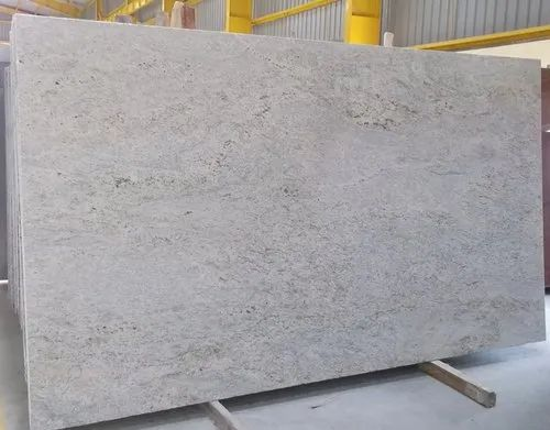 Polished Coral White Granite, Thickness: 15-20 mm