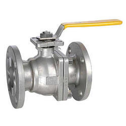Microfinish Ball Valve Two PC Flange End