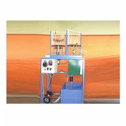 Free & Forced Vortex Tube Apparatus
