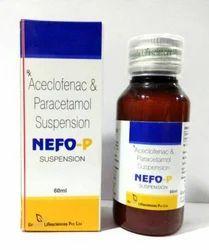 Aceclofenac 50 Mg  Paracetamol 125 Mg Syrup
