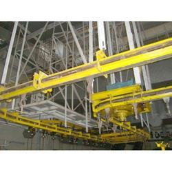 Automatic Material Handling Conveyor