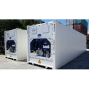 Standard Reefer Container Services