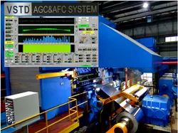 Automatic Gauge Control & Flatness Control System