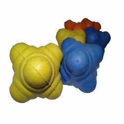 Roxan Multi Color Reaction Ball, Size: Small & Medium