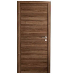 Brown Royal Woods Flush Plywood Doors