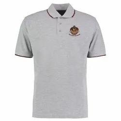 Unisex Cotton Corporate Print T Shirt