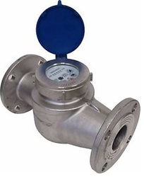 SS Mechanical Flowmeter