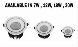 LED Ring COB Spot Light
