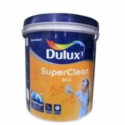 High Gloss Dulux Super Clean Paint, Packaging Size: 20 Liter, Packaging Type: Bucket
