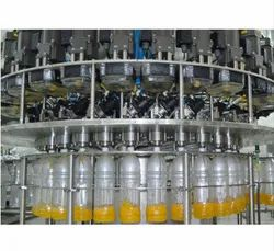 Semi Automatic Juice Production Line