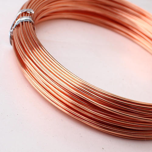 Copper Wire Coil on
