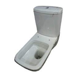 Western Urea Square Sanitary Toilet