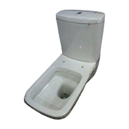 Western Urea Square Sanitary Toilet