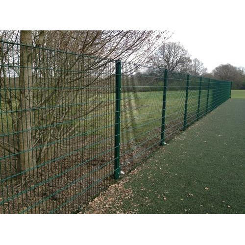Cast Iron Garden Wire Mesh Fence Rs 100 Feet Pramukhraj