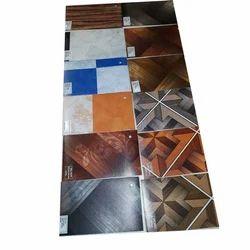 Printed Residential PVC Flooring