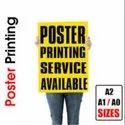 A0, A1, A2 Size Colour Poster Prints