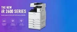 Canon iR 2645 With Platen Cover & Toner