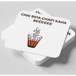 MDF Sublimation Tea Coaster