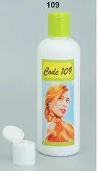 HDPE Flip Top Cap 300 ml Hand Sanitizer Bottle