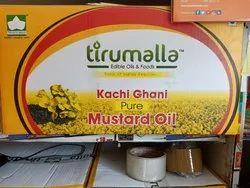Kachi Ghani Muster Oil