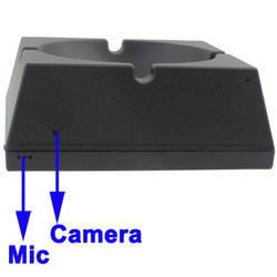 Spy Hidden Ashtray Camera