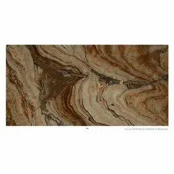 Gloss Johnson Lucca Burnet Porcelain Floor Tile, Thickness: 10 - 12 mm, Size: 600 mm x 1200 mm