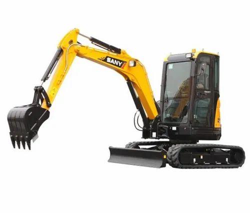 Sany SY35U-Tier 4i Excavators, Operating Weight: 3860kg | ID