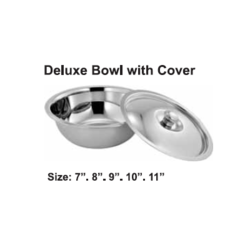 Deluxe Bowl with Cover