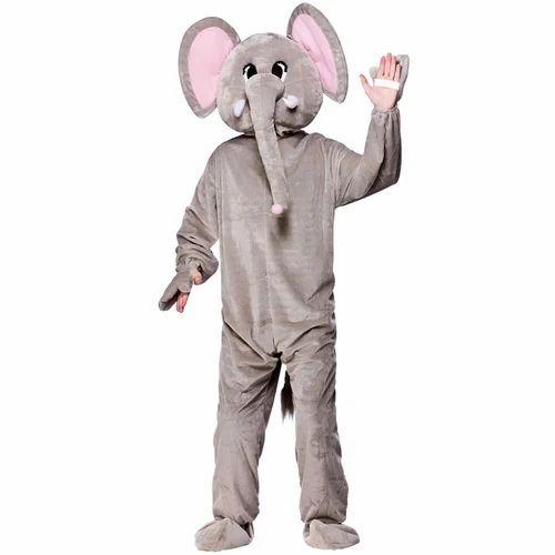 Girls Felt Nylon Kids Elephant Costume Size 32 Rs 400 Piece Id